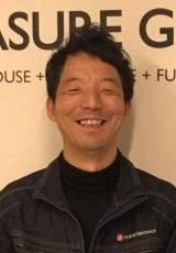 久保田一敏氏